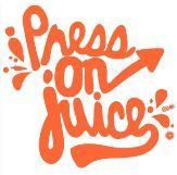 Press On Juice Logo
