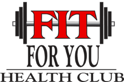 Fit for You Health Club Logo