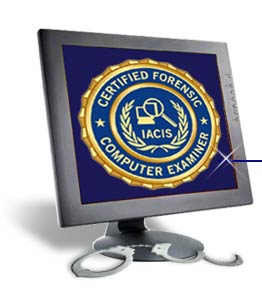 Certified Forensic Computer Examiner Logo