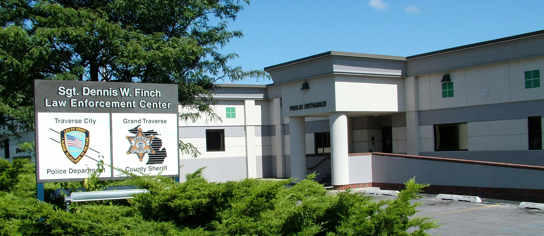 Sheriff's Office   Grand Traverse County, MI