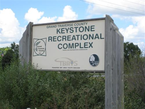 Keystone Entrance