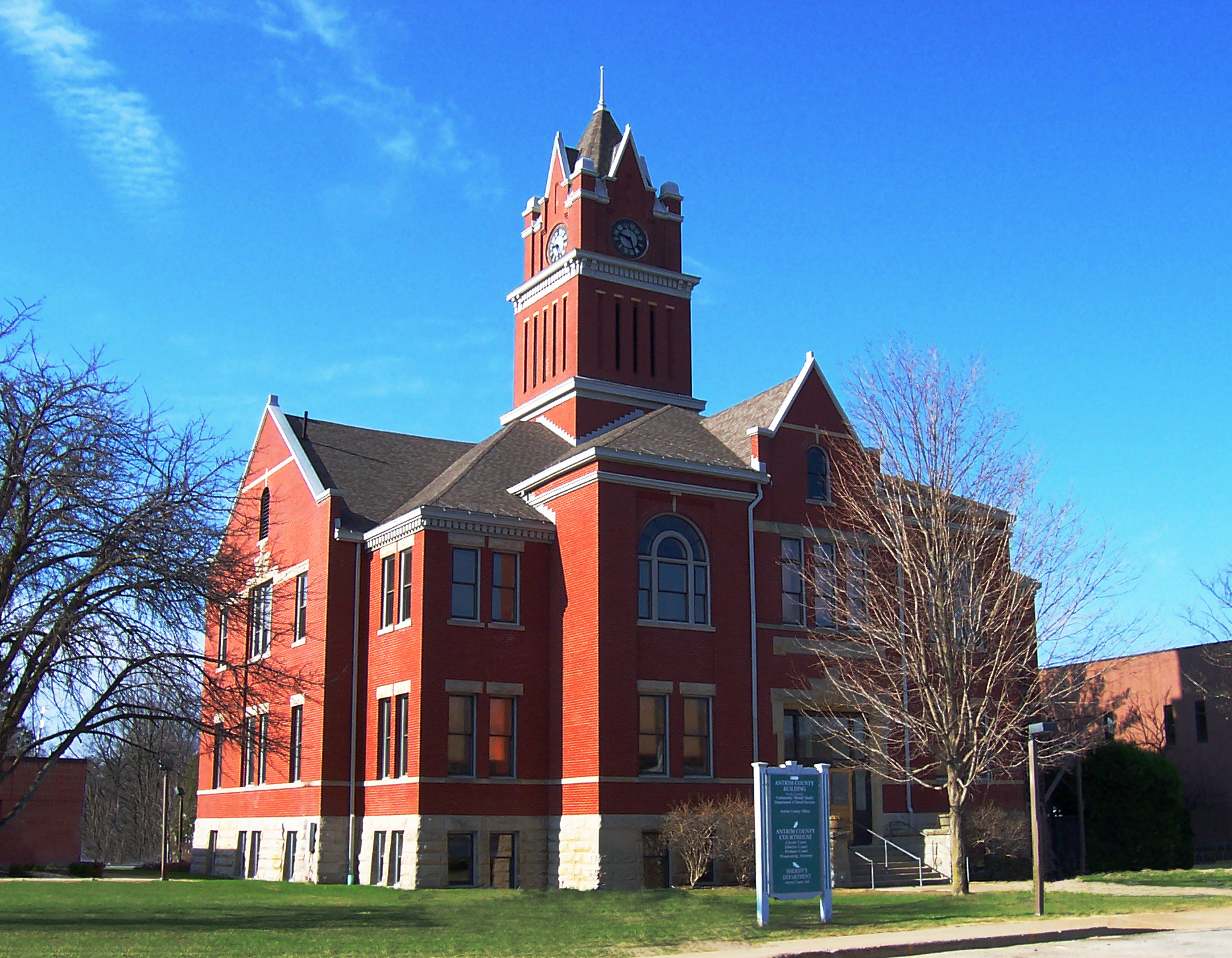 Antrim County Courthouse